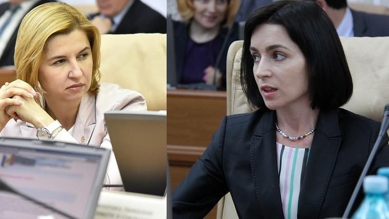 """Maia Sandu merge la inaugurarea Irinei Vlah: """"E timpul să punem capăt divizării"""""""