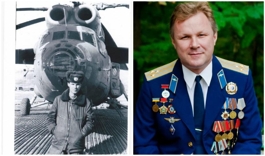 Mărturiile unui pilot care a trecut de 11 ori peste reactorul de la Cernobîl în anul 1986