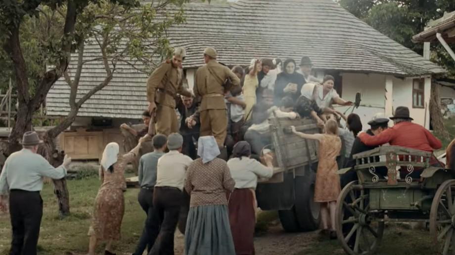 """Persoanele care nu au reușit să vizioneze filmul """"Siberia din oase"""" o pot face azi și mânie la cinematograful Patria"""