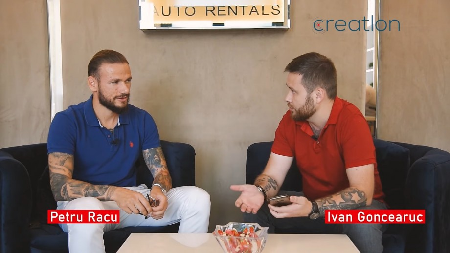 (video) #ASK cu Petru Racu – interviu mai puțin sportiv cu fundașul echipei Petrolul Ploiești