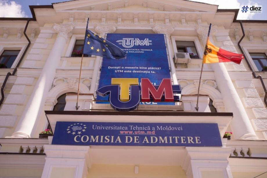Universitatea Tehnică a Moldovei anunță prelungirea termenului de depunere a actelor. Care este termenul limită