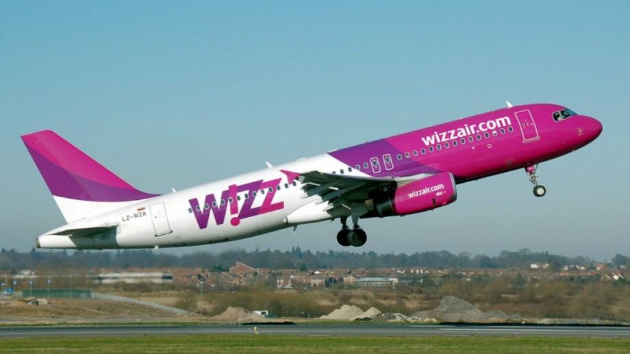 Wizz Air lansează două rute noi de zbor din București. Care sunt noile destinații
