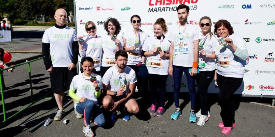 Participă la o cursă caritabilă de alergat și susţine persoanele bolnave incurabil