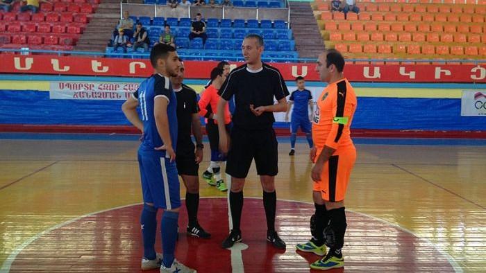 Echipa Dinamo Chișinău a obținut primul punct în grupa preliminară F a Ligii Campionilor la futsal