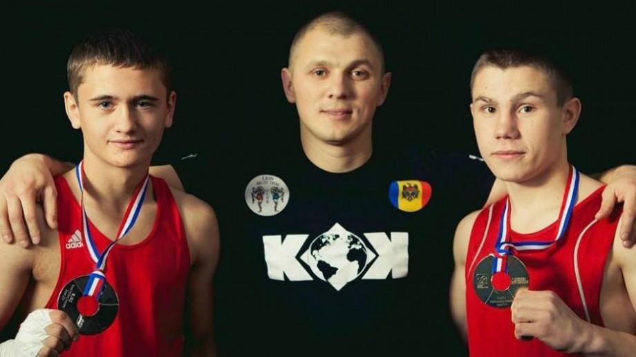 (doc) Sportivul moldovean, Igor Untilă, a devenit secretar al comisiei europene de antrenori EUBC