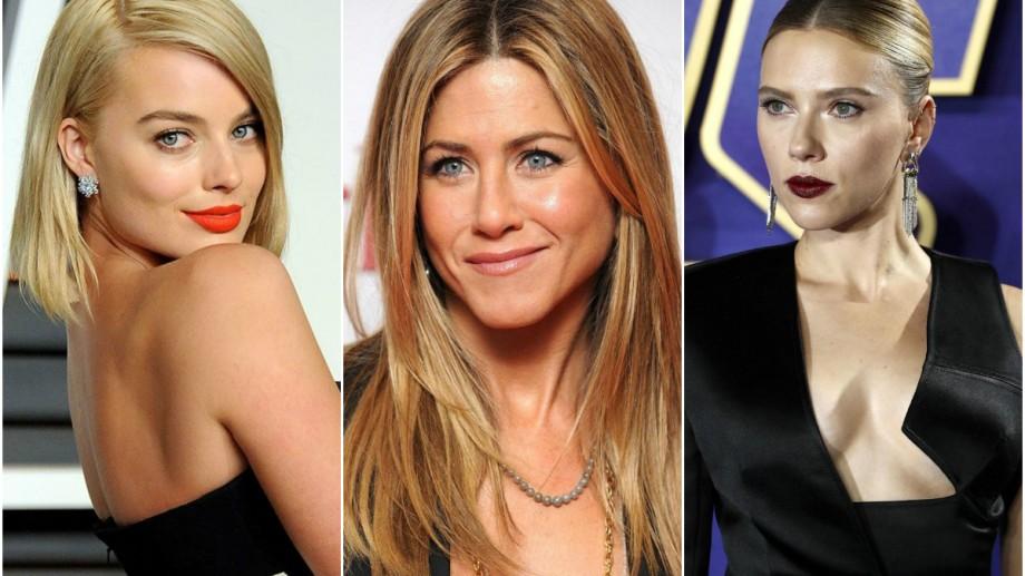 Topul celor mai bine plătite actrițe din lume în anul 2019, conform revistei Forbes. Scarlett Johansson conduce clasamentul