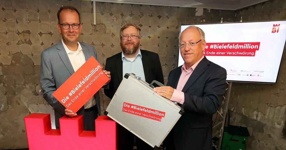 Administrația orașului german Bielefeld oferă 1 milion de euro celui care va demonstra că acest oraș nu există