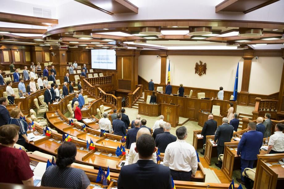 Parlamentul se convoacă mâine, 15 august în ședință extraordinară