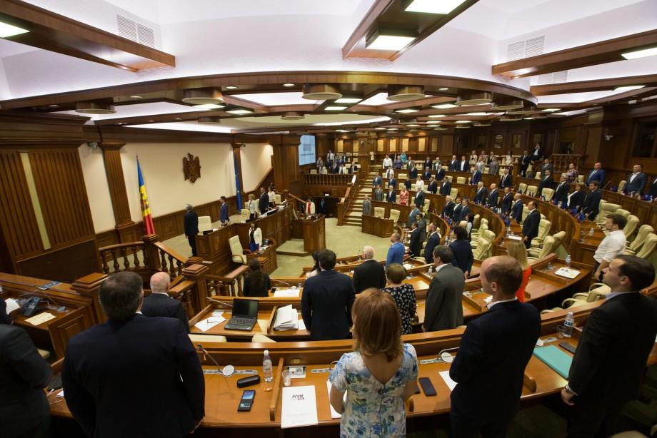 (live) Parlamentul discută ridicarea imunității lui Ilan Șor