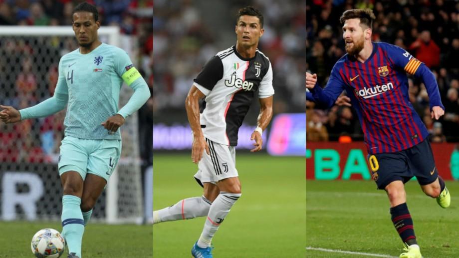 """FIFA a publicat lista celor 10 fotbaliști nominalizați la """"The Best FIFA Men's Player"""". Unde poți vota favoritul"""