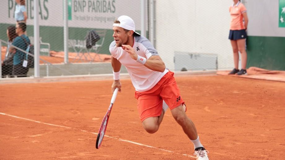 """""""Nu este niciodată ușor cu el"""". Radu Albot a pierdut la limită primul meci de la US Open 2019"""