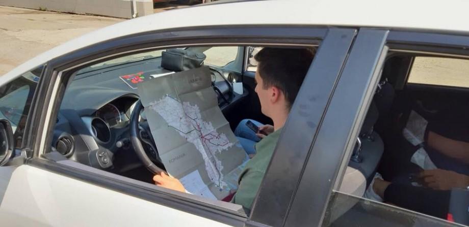 """(foto) """"Bun Venit în Moldova!"""". În luna august, la punctele de trecere a frontierei vor fi distribuite broșuri cu oferta turistică a țării"""