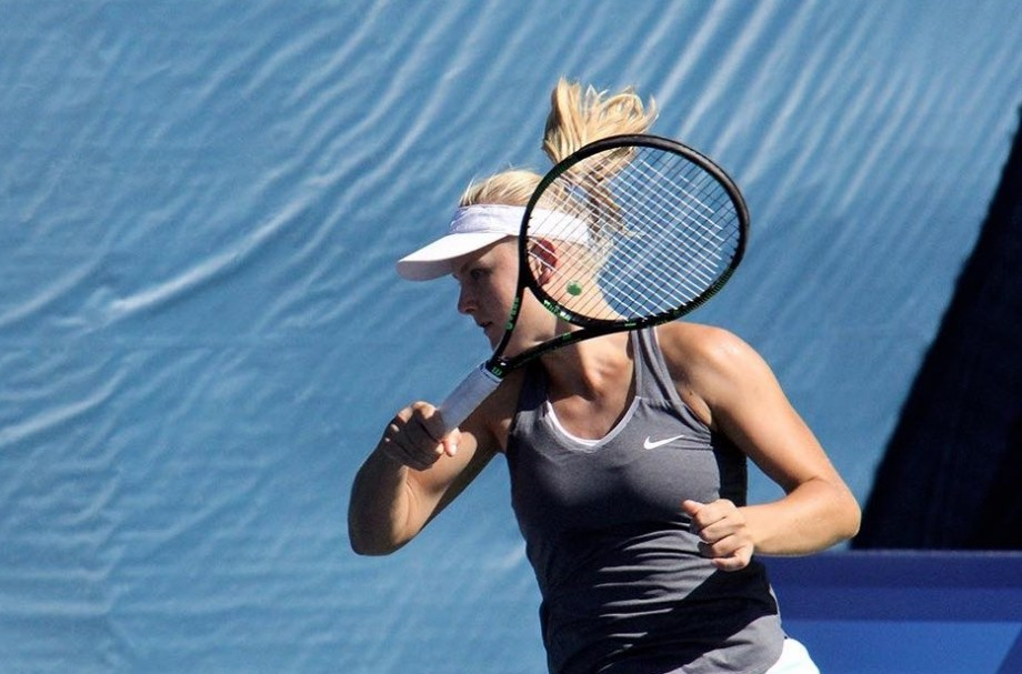 Jucătoarea de tenis din Moldova, Alexandra Perper, și-a anunțat retragerea din tenisul profesionist