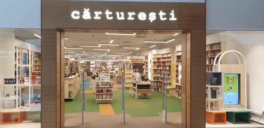 (foto) Lanțul librăriilor Cărturești a deschis primul magazin la Chișinău. Cum arată acesta