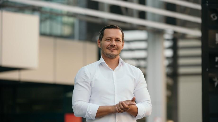 Ruslan Codreanu va candida la funcția de primar al Chișinăului