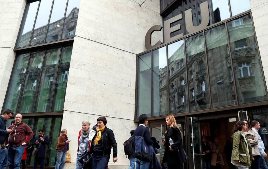 George Soros promite să mărească finanțarea pentru Universitatea Central-Europeană din Budapesta