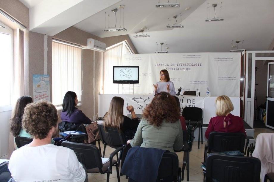 Jurnaliștii se pot înscrie la un training la care vor studia reformele și integritatea sistemului judecătoresc