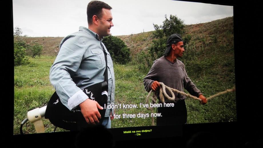 """(foto, video) """"Grădina Sovietică"""", un documentar turnat în Moldova, concurează pentru trofeul Inima Orașului Sarajevo"""