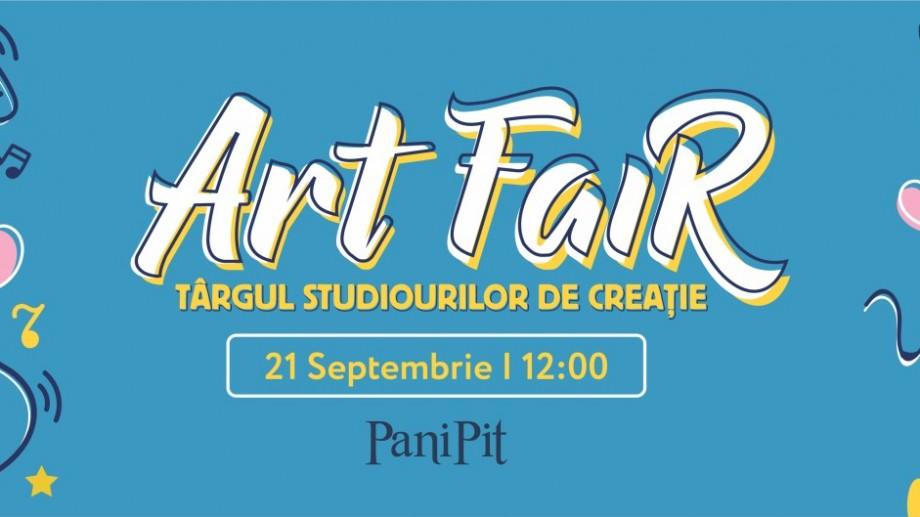 Prima ediție Art Fair dă start talentelor în septembrie