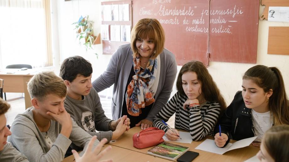 """Curriculumul pentru disciplina opțională """"Educație pentru Media"""" a fost aprobat de minister"""