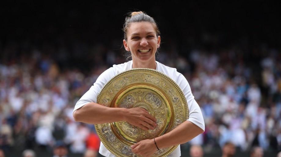 Simona Halep este nominalizată pentru titlul de jucătoare a lunii iulie acordat de WTA