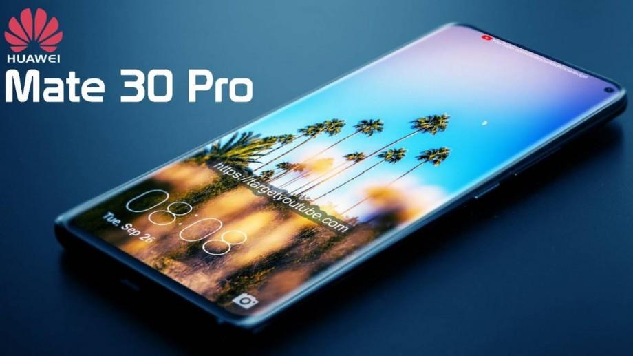 Huawei Mate 30 Pro: Data lansării, caracteristici de bază și prețul