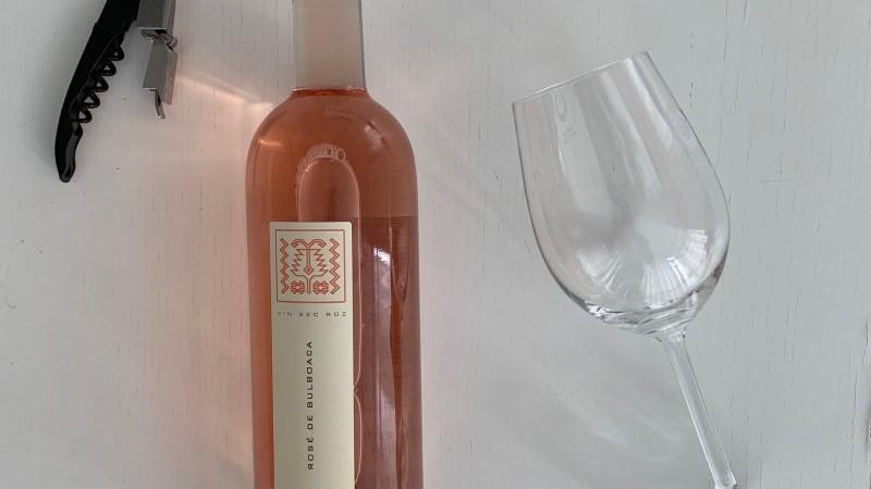 (foto) Sticlă de vin care nu se deschide cu tirbușonul. Castel Mimi a lansat noul Rose de Bulboaca 2018