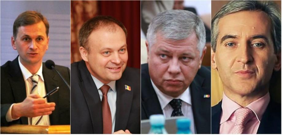 Deputații solicită urmărirea penală a lui Andrian Candu, Iurie Leancă, Dorin Drăguțanu și Anatol Arapu