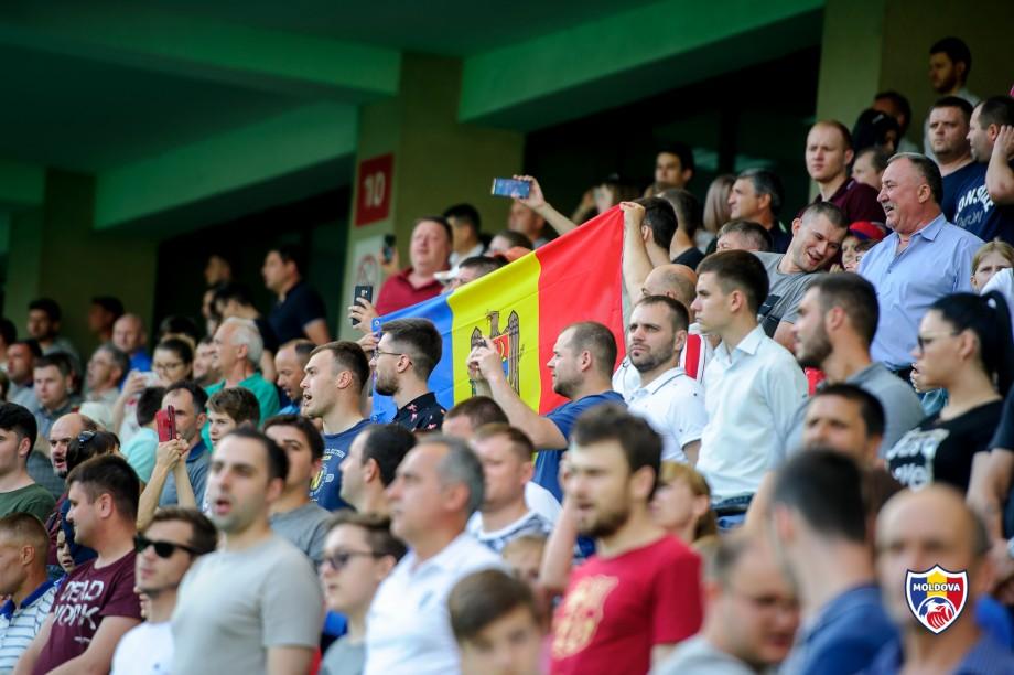 """(video) Federația Moldovenească de Fotbal lansează campania """"Susține echipa Țării"""""""