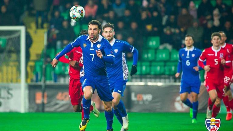 (video) Premieră absolută pentru naționala de fotbal a Moldovei. Echipa va fi inclusă în jocul video eFootball PES 2020