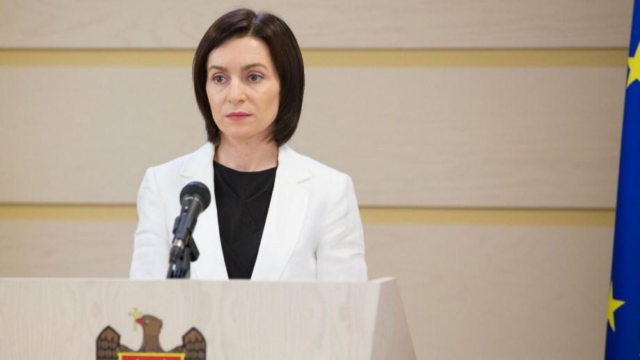 """Maia Sandu despre ziua de 23 august: """"Nu există vreo lege care interzice Guvernului să declare zi de doliu"""""""