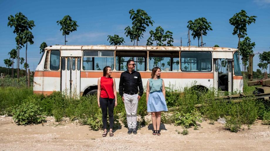 (foto) Bibliotecă pentru angajați, stagii pentru studenți și transport asigurat. 10 motive pentru care să te alături echipei Aquatrade