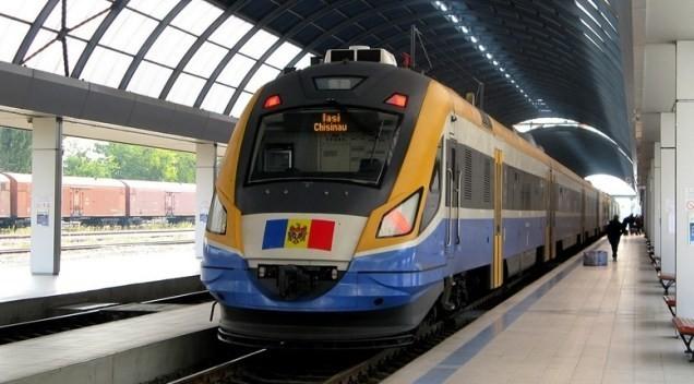 Calea ferata Moldovei va pune la dispoziție o garnitură suplimentară pe cursa Chișinău-Iași