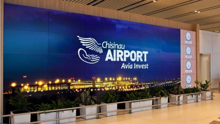 Aeroportul din Chișinău în vizorul persoanelor din Federația Rusă