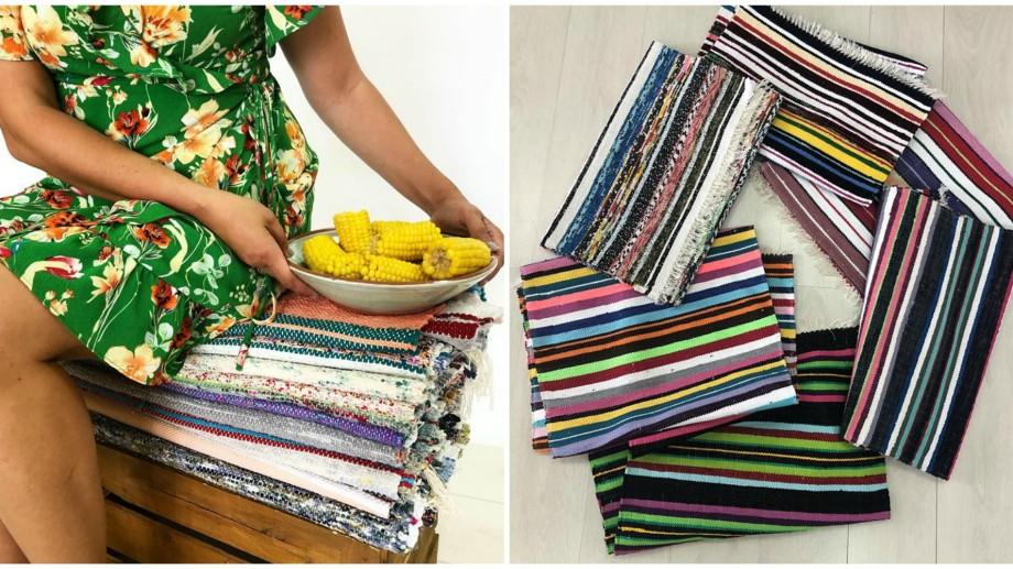 În primul magazin online al brandurilor din Moldova vor apărea țolișoare confecționate din haine uzate