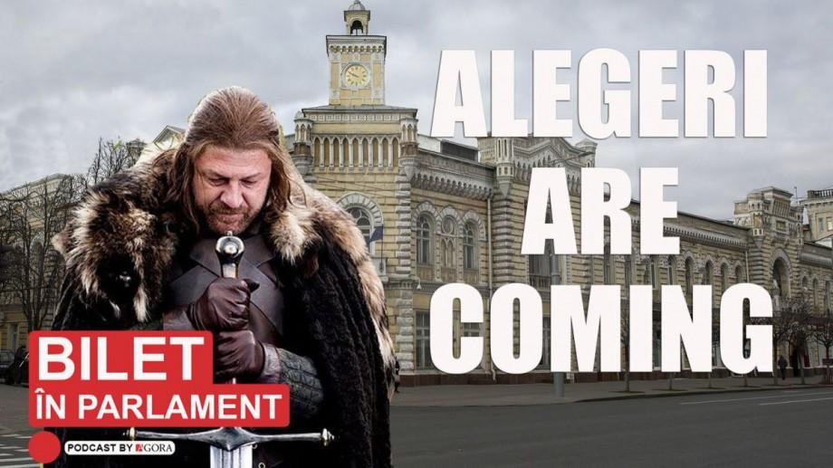 """(podcast) Bilet în Parlament: Jocul de-a """"Mafia"""" la Curtea Constituțională și încep alegerile"""