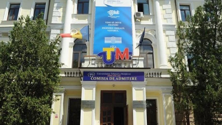 (video) Anatol Untura încurajează studenții să-și facă studiile la Universitatea Tehnică a Moldovei