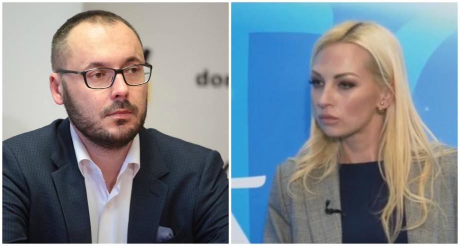Marina Tauber a depus plângere la poliție pe numele încă a unui deputat din Blocul ACUM