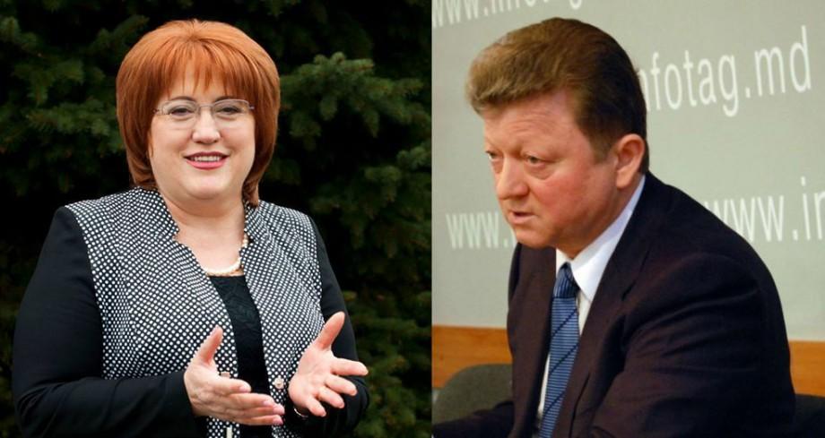 Parlamentul i-a confirmat în funcția de Judecători ai CC pe Domnica Manole și Vladimir Țurcan