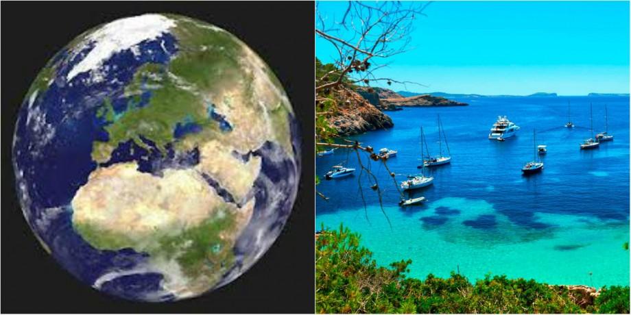 """""""Party cosmic"""". Pentru prima dată în istoria umană un astronaut va mixa muzică din Cosmos pentru o petrecere din Ibiza"""