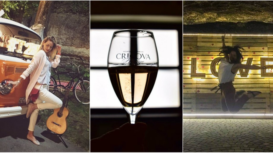 (foto) Moldova, văzută prin filtrele de pe Instagram. Vinăria Cricova, locul care cucerește prin diversitate și colecții impresionante de vinuri