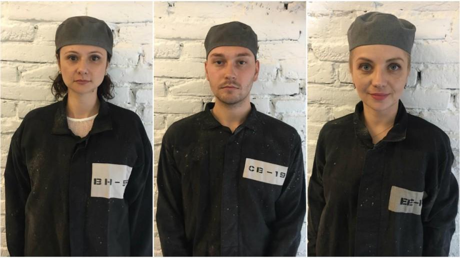Deținuți pentru o zi. Angajații unui salon din Capitală protestează inedit împotriva măsurilor de la FISC