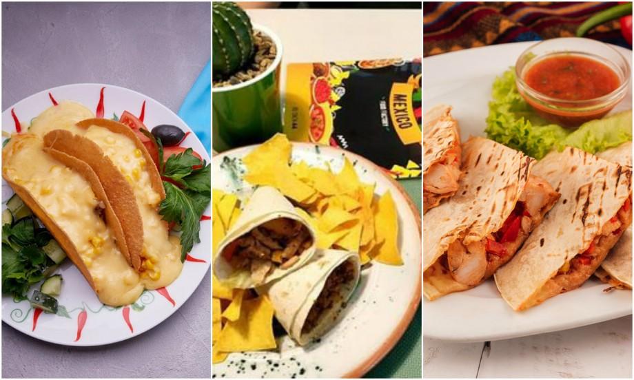 (foto) Best Of: Nachos, burritos sau quesadilla. 5 localuri din Chișinău unde te poți delecta cu bucate mexicane