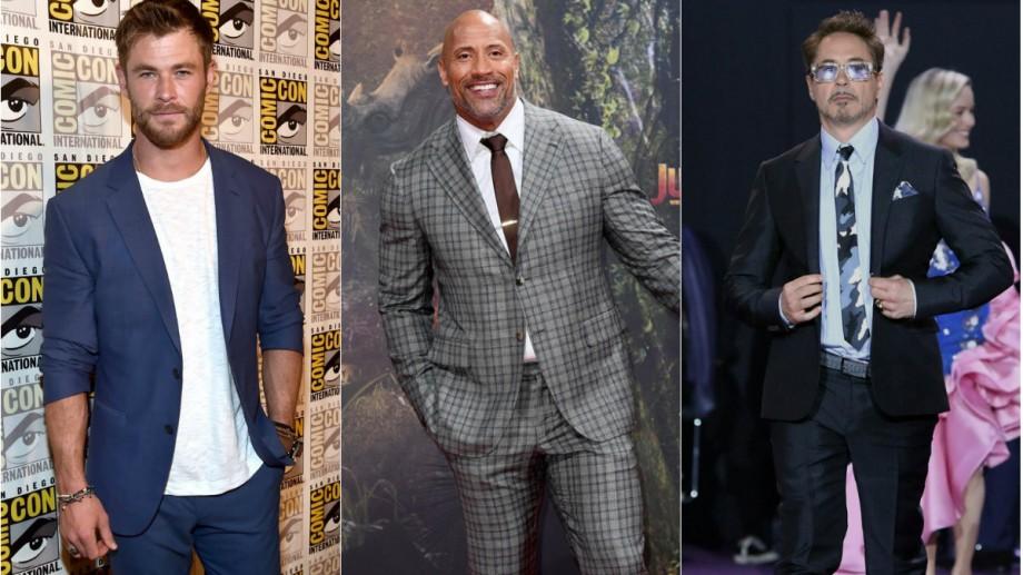 (foto) Cine sunt cei mai bine plătiți actori din lume în anul 2019, conform revistei Forbes