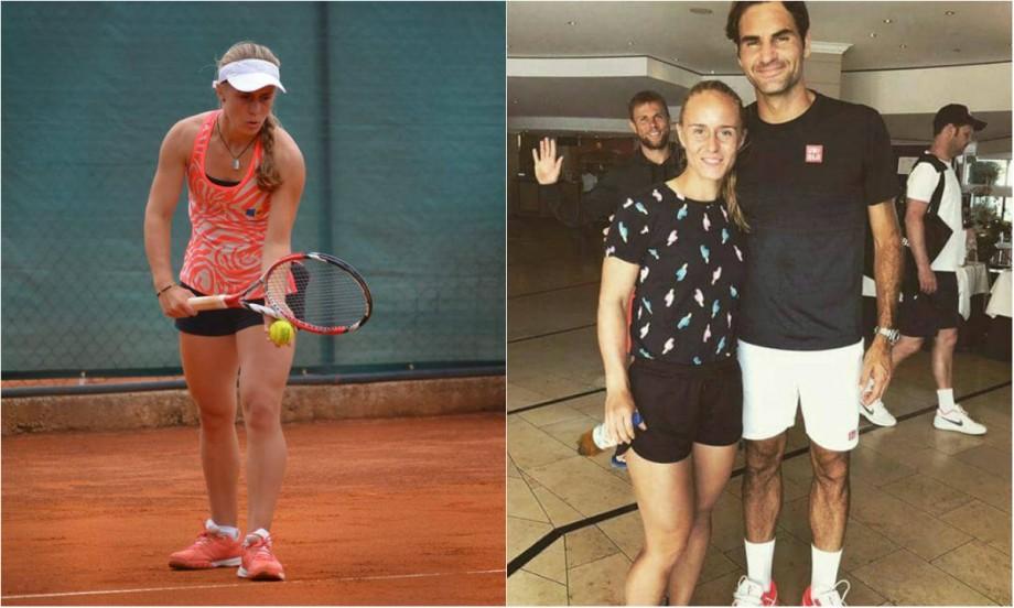 (video) #Sportul meu există. Daniela Ciobanu povestește cum a reușit să revină în tenisul de câmp după trauma la cot și spate