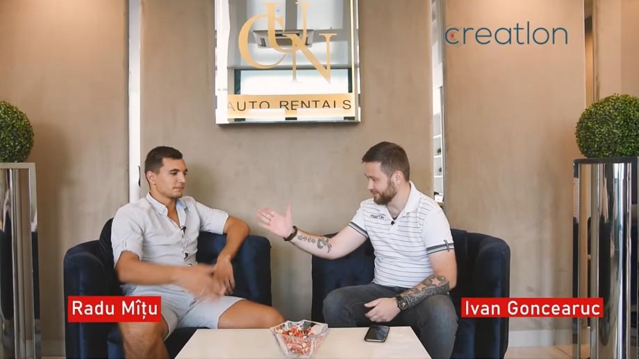 (video) #ASK cu Radu Mîțu – interviu mai puțin sportiv cu fostul portar al echipei Milsami Orhei