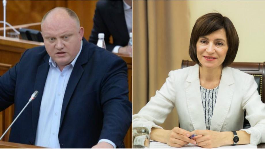 """Vasile Bolea despre criticile aduse din partea ACUM: """"Când am votat investirea Guvernului, PSRM nu a știrbit încrederea instituție?"""""""