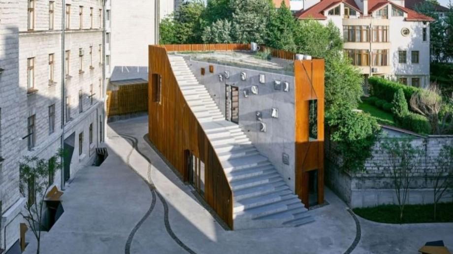 (foto) Proiectul arhitectului moldovean Maxim Calujac a intrat în top 3 și va lupta pentru marele premiu ArchDaily & Strelka
