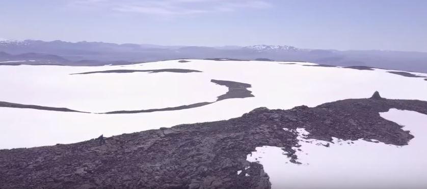 (video) Primul gheţar dispărut din cauza schimbărilor climatice va fi comemorat cu invitați din lumea politică