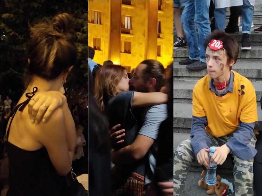 Adevărații visători ai lui Bertolucci. Cultura protestului georgian